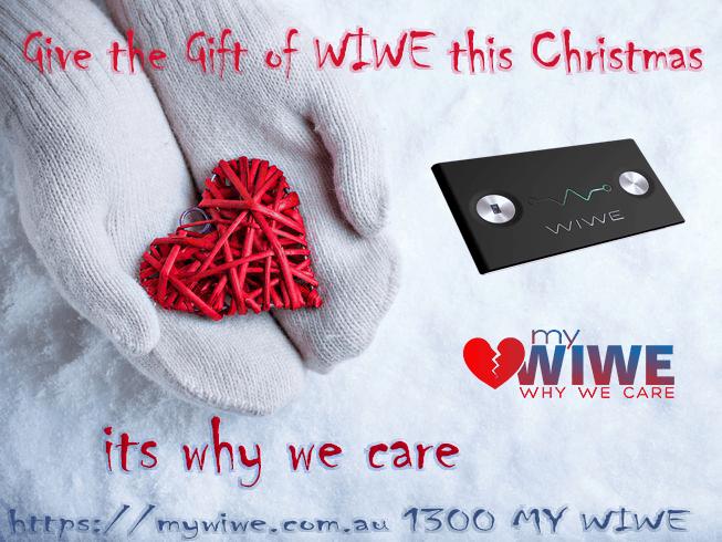 Christmas Gift – WIWE
