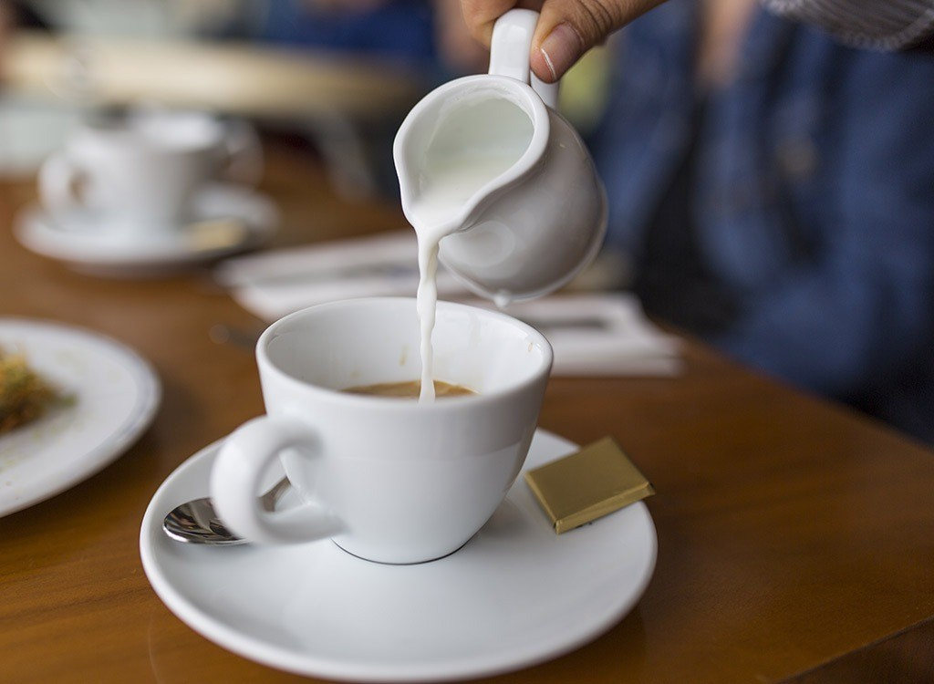 Coffee Creamers might cause heart disease