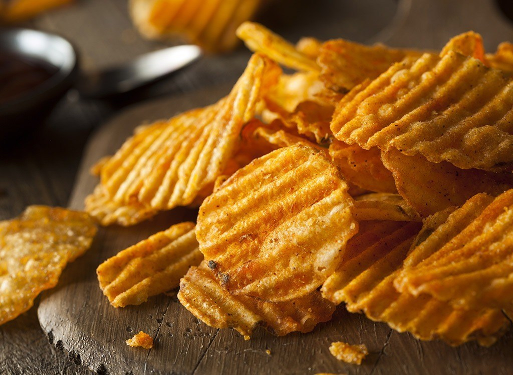 Potato Chips might cause heart disease